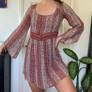 Boho dress Hollister